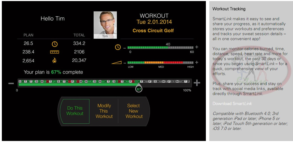 Octane_Fitness_Xr6_Workout_Tracking