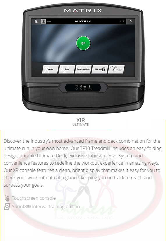 matrix_fitness_xir_console_description